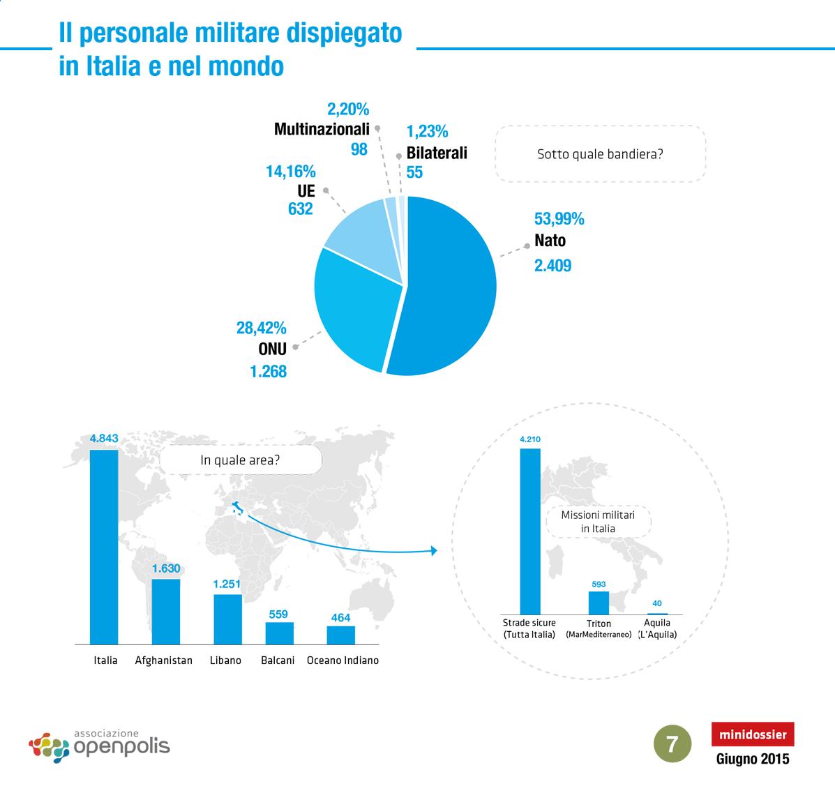Cartina Italia Javascript.Missioni Militari La Mappa Dell Italia Nel Mondo Openblog