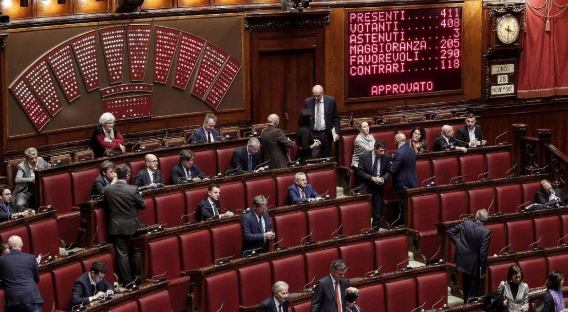 Il partito della pensione scatta il diritto per 558 for Nuovi gruppi parlamentari